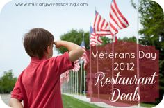 veterans day free restaurant deals and discounts 2012