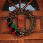 Kwanzaa wreath