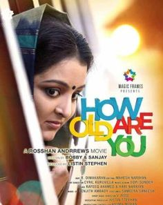 Watch How Old Are You 2014 Full Malayalam Movie Online DVDScr