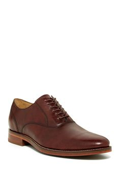 Madison Plain Toe Oxford - Wide Width Available