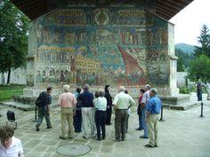 Kloster Voronet (Baujahr 1488 / UNESCO)