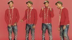 PHARRELL   L'Officiel  Interview with Pharrell