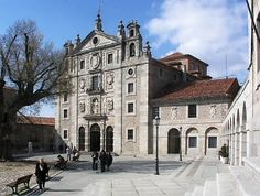 Convento de Santa Teresa - Avila, Spain