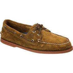 Sperry Top-Sider Mens Authentic Original Suede Sperry Top-Sider. $90.00