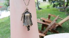 Buddha Jewelry Meditation Necklace Spiritual by WuzzysCreations, $24.00