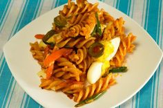 Pasta recipe for kids