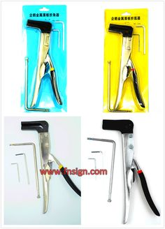 Penguin Manual Metal strip bending plier