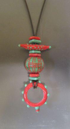 Clay Beads, Lampwork Beads, Glass Jewelry, Beaded Jewelry, Beading Tutorials, How To Make Beads, Bead Art, Suncatchers, Artisan Jewelry