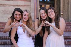 kappa delta sisterhood :) big little loving, presents 2012
