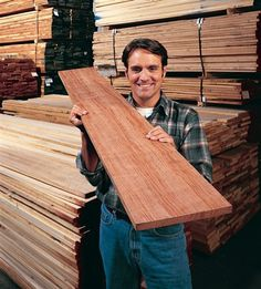 19 Tips for Buying and Using Rough Lumber - American Woodworker #WWGOA
