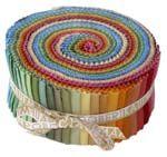 Moda Jelly Rolls of patchwork fabric, Bali Pops, strip rolls and roll ups Sunset Palette, Pastel Palette, Neutral Palette, Patchwork Fabric, Retro Fabric, Moda Jelly Rolls, Grass Jelly, Lipstick Designs, Blue Hawaiian