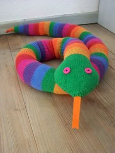 The big snake...