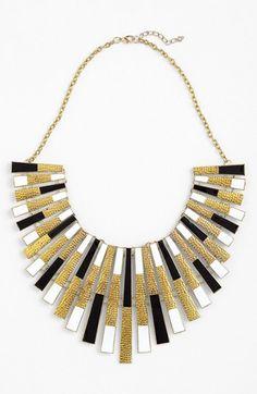 True Birds 'Tessa' Statement Necklace - Nordstrom - http://shop.nordstrom.com/S/true-birds-tessa-statement-necklace/3497365?origin=category=Necklaces