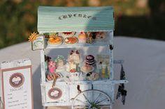 Eat Cake Miniaturas .. Hornear y objetos de colección en miniatura casa de muñecas