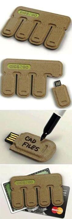 idea for an eco pc-key... original!!!!