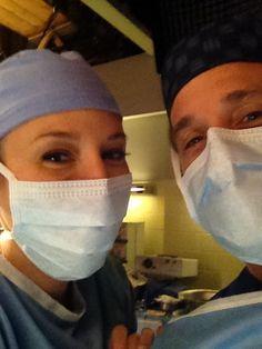 Lexie Grey & Derek Shepherd