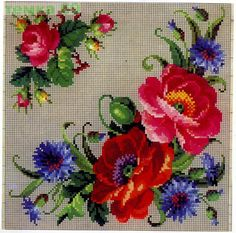 Easiest Crochet Frills Border Ever! Cross Stitch Pillow, Cross Stitch Art, Cross Stitch Borders, Cross Stitch Flowers, Modern Cross Stitch, Cross Stitch Designs, Cross Stitching, Cross Stitch Embroidery, Hand Embroidery