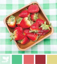 picnic hues