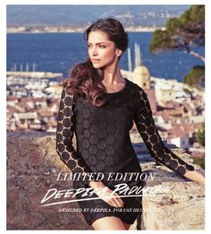 Deepika Padukone's Van Heusen's 'Limited Edition' Spring Summer '14 Collection for Women
