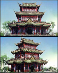 chinese_temple_by_putooxor-d3akyam.jpg (796×1004)