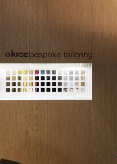 Euroluce, Bespoke tailoring.