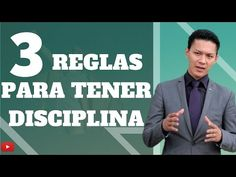 3 Reglas Para Tener Disciplina @impulsandoexito [2017] YOKOI KENJI - YouTube