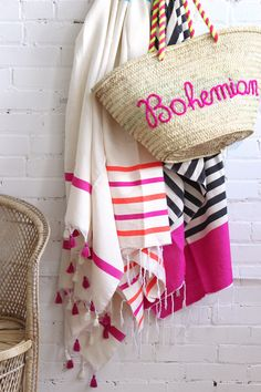 Turkish towels by Baba Souk