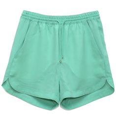 Libertine-Libertine High Waisted Shorts. £95.