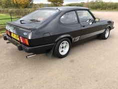 Check out this fast Ford. ford capri 3.0s