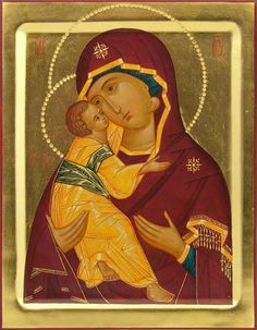Mother of God 19×25 cm, To order. Catalog of St. Elisabeth Convent #icon…