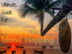 Want to go on an island hopping Thailand adventure? This is all you need to know plus a Thailand island hopping itinerary tailored for you.