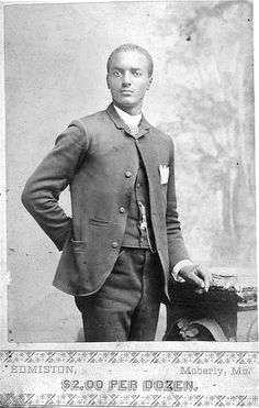 African American man in Edminton