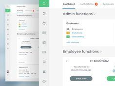 Workforce management tool by Damian Jagielski