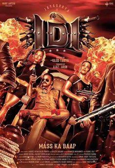 IDI - Inspector Dawood Ibrahim Poster