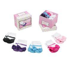 Ruffled Butts Girl Princess Sock Gift Set