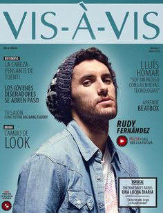 Vis-à-Vis es una publicación mensual gratuita especialmente editada para tablets - Enero 2012