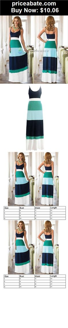 Women-Fashion: NEW Sexy Women Summer Boho Long Maxi Evening Party Dress Beach Dresses Sundress - BUY IT NOW ONLY $10.06