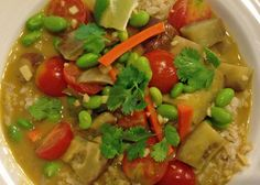 Garden Vegetable Curry | Meatless Monday