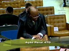 Ministro Joaquim  Barbosa elogia Dep JAIR BOLSONARO - O único que não se...