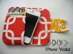 Dream Crafter: DIY iPhone Wallet