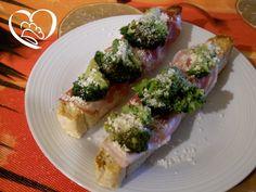 Bruschettone con pancetta, broccoli e grana http://www.cuocaperpassione.it/ricetta/df2a1f4c-9f72-6375-b10c-ff0000780917/Bruschettone_con_pancetta_broccoli_e_grana