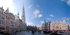 Europe Tour Packages – Book Europe Trip Packages from Delhi, Mumbai, Bangalore, Ahmedabad and other cities of India. Choose customized Europe Tour Packages from India at Flamingo Travels as per your need and budget! Cool Places To Visit, Places To Go, Europe Holidays, Brussels Belgium, Group Tours, Living At Home, Magritte, City Break, Luxembourg