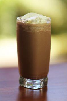 Iced Coconut Mocha Cappuccino Recipe