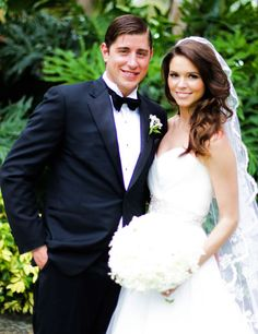 Real Wedding: Brenna & Brandon