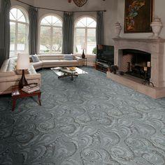Floor of the Day Fabrica Angelica Elegance carpet Best Carpet, Diy Carpet, Modern Carpet, Rugs On Carpet, Carpet Ideas, Wall Carpet, Carpet Trends, Cheap Carpet, Carpet Flooring