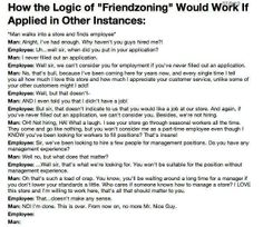 Friendzoning: a cute term for the antiquated idea that women shouldn't be able to govern their own lives and bodies.