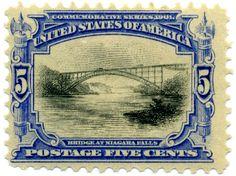 US_stamp_1901_Pan_Am_5c_Bridge_at_Niagara_Falls.jpg 1,431×1,073 pixels