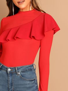 Cute Blouses, Blouses For Women, Blazer Outfits For Women, Party Wear Indian Dresses, Blouse Designs Silk, Mode Hijab, Vogue Fashion, Blouse Styles, Trendy Fashion