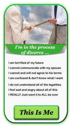 Get 3 Guidelines to Make Your Divorce as Peaceful as Possible!