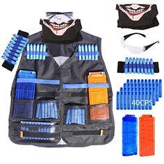 DETAILS for Kids Nerf Vest